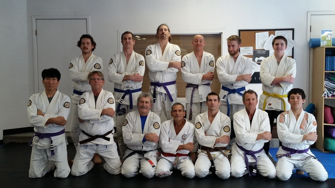 relson gracie students